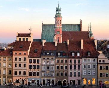Viajar para a Polônia