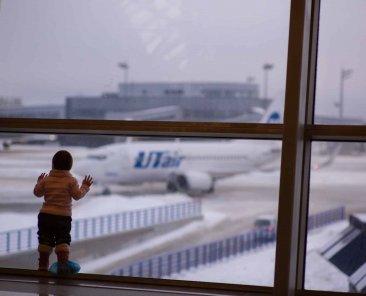Documentos-para-viajar-com-menor-de-avião