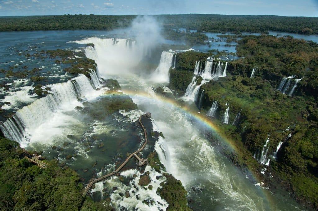 Cataratas do Iguaçu - Estevam pelo Mundo