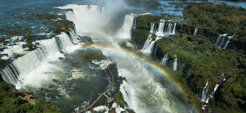 Cataratas Iguaçu - Crédito Zig Koch - MTUR