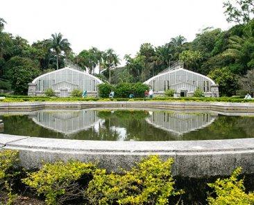 Jardim Botânico de São Paulo Imagem saopaulo.sp.gov.br