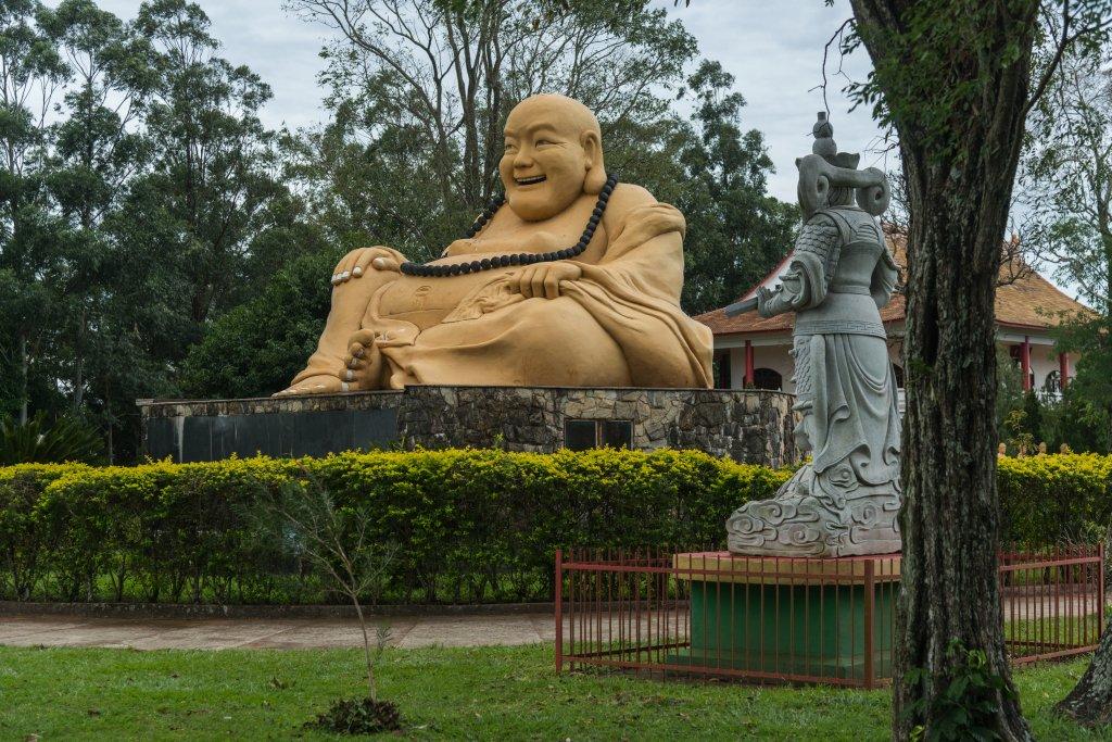 Tempo Budista - Estevam pelo Mundo