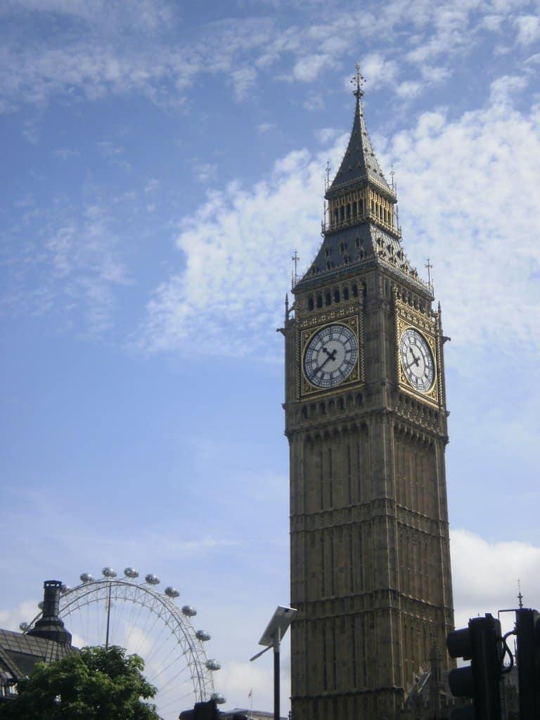 Big Ben - Estevam pelo Mundo