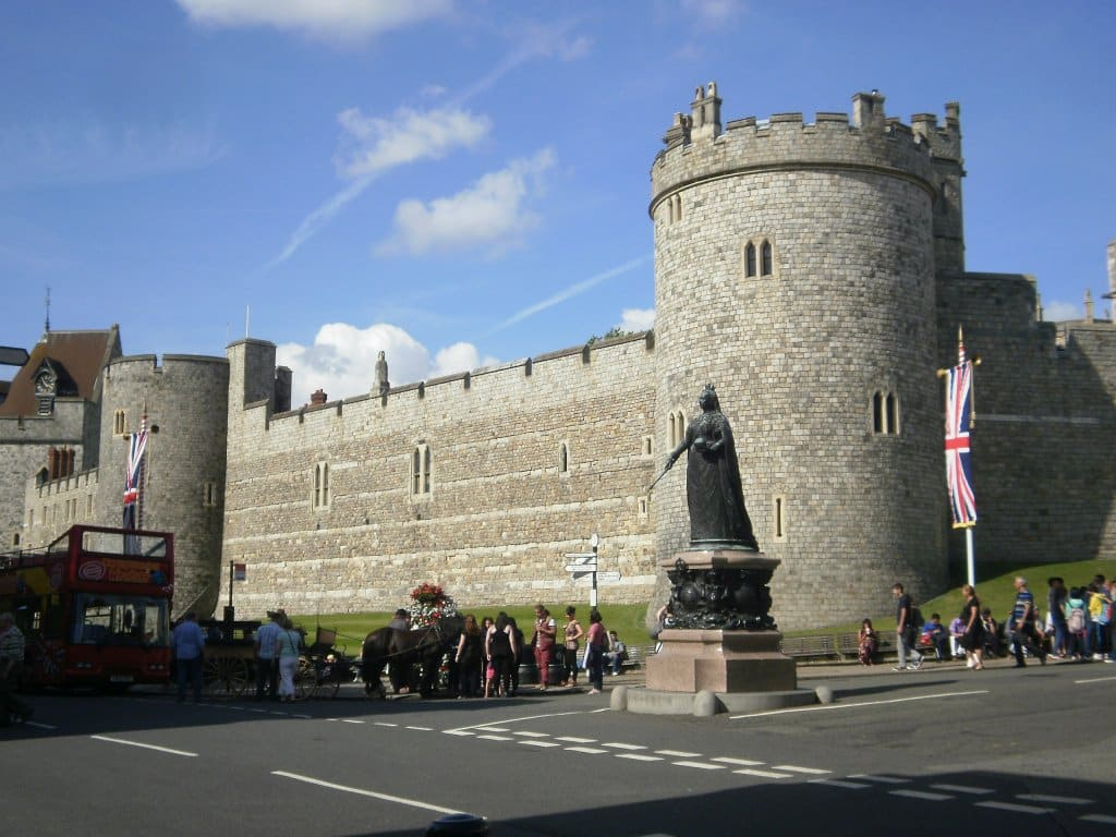 Castelo de Windsor - Estevam pelo Mundo