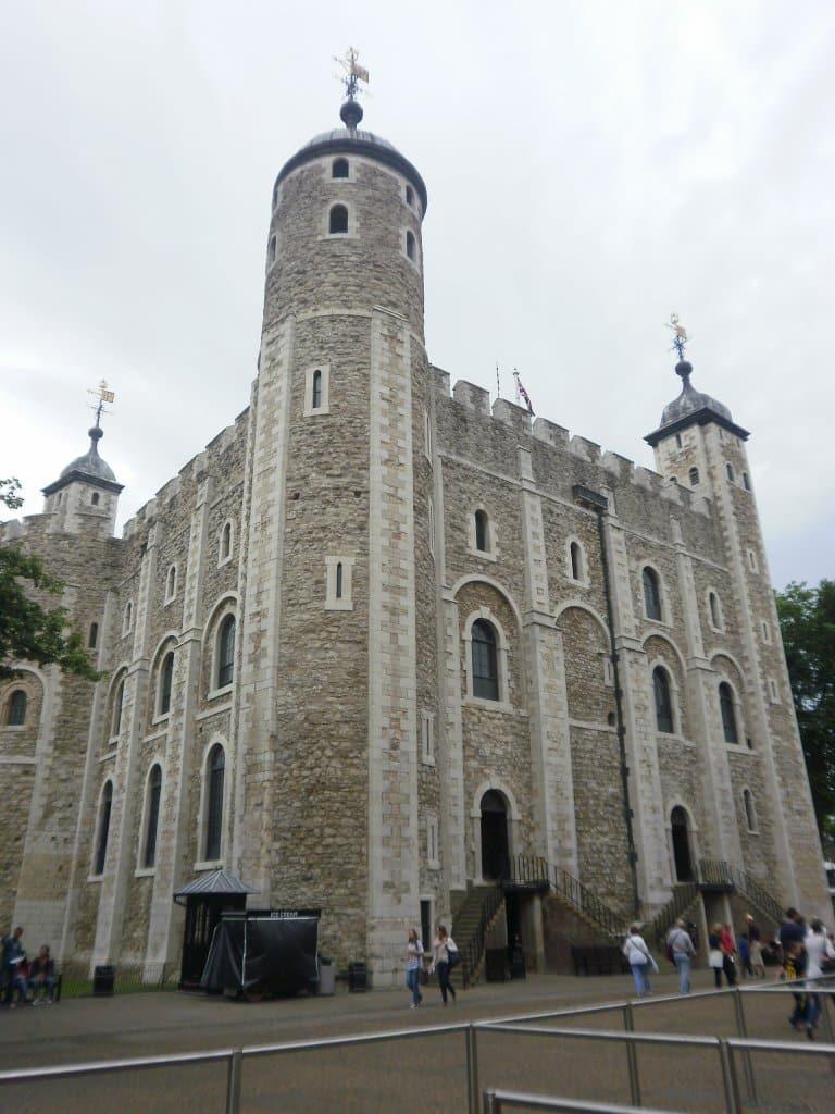 Torre de Londres - Estevam pelo Mundo