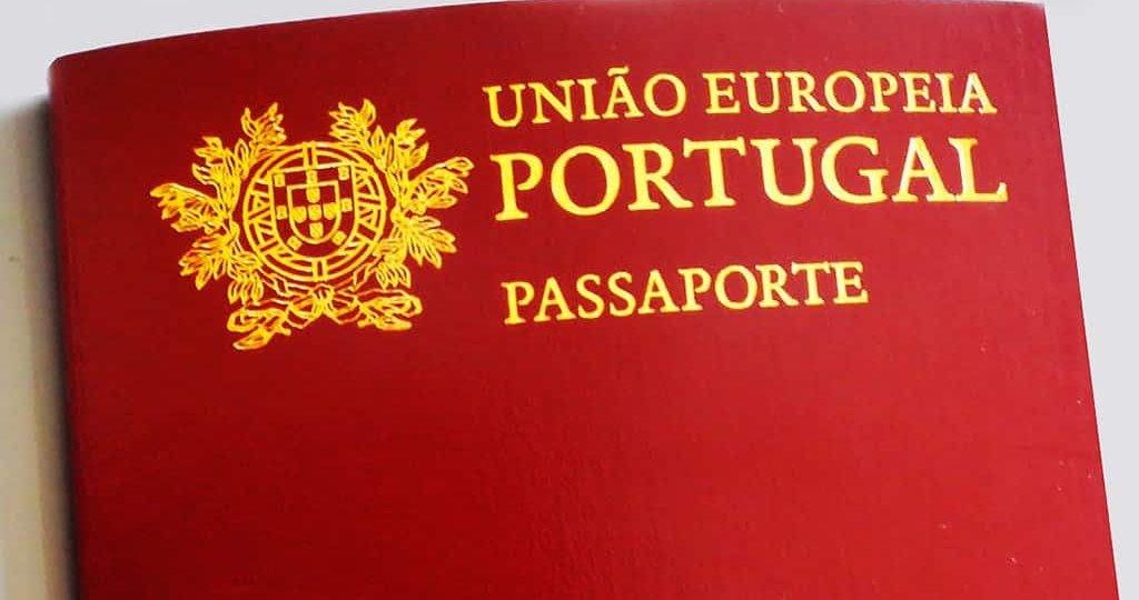passaporte portugues como tirar