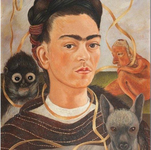 Frida Kahlo - site Google Artes