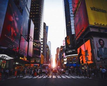 Nova York - Photo by Luca Bravo on Unsplash