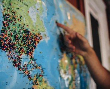 mapa - Photo by Kelsey Knight on Unsplash