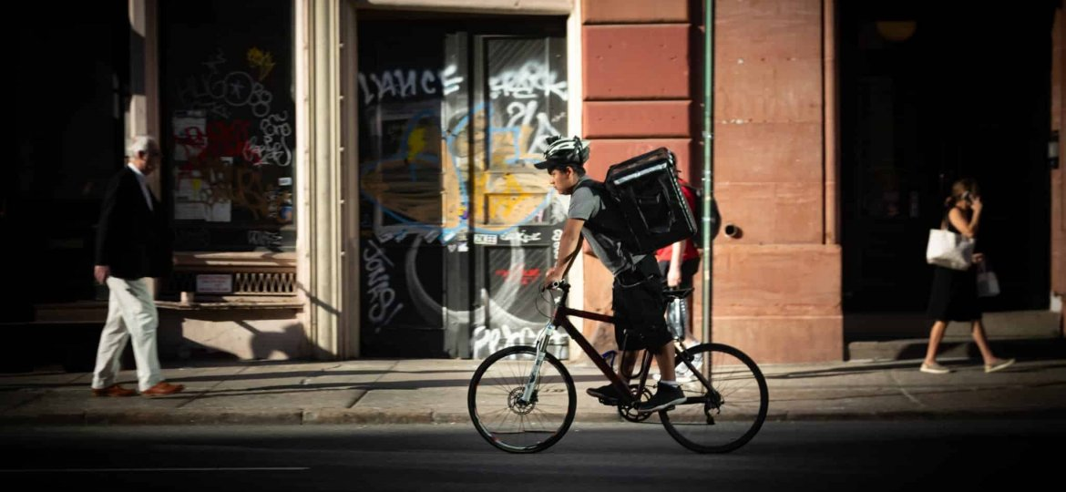 Delivery - Photo by Patrick Connor Klopf on Unsplash