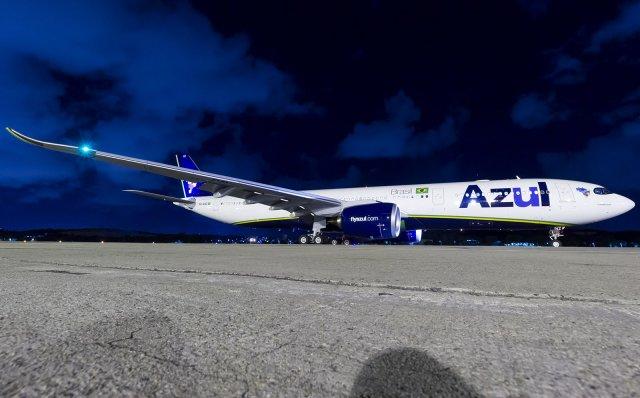 Avião Azul - foto divulgação