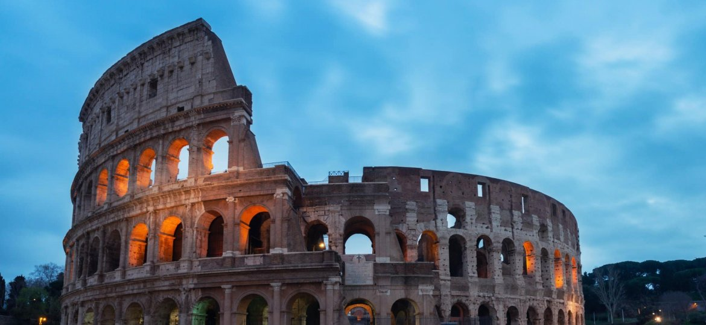 Coliseu - Roma -Italia david-kohler-VFRTXGw1VjU-unsplash