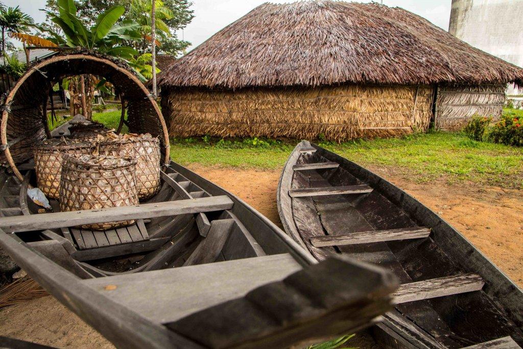 Centro Cultural Povos da Amazônia - Estevam pelo Mundo