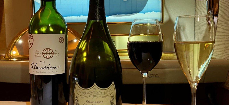 Emirates - Primeira Classe