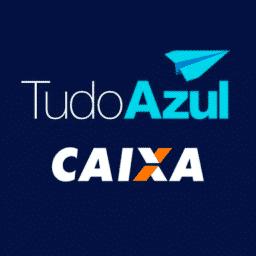 Logo TudoAzul e Caixa