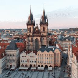 Old Town, em Praga