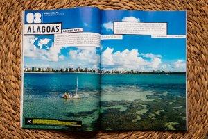 Revista de bordo TAP