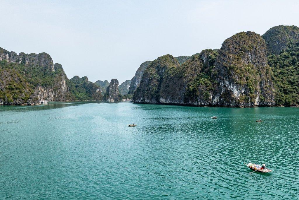 Hạ Long Bay - Estevam pelo Mundo