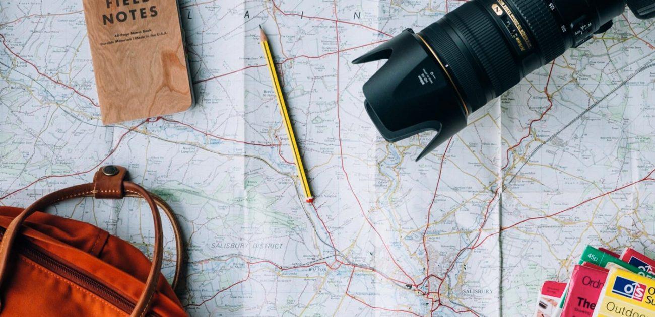 Como planejar uma viagem com antecedência?