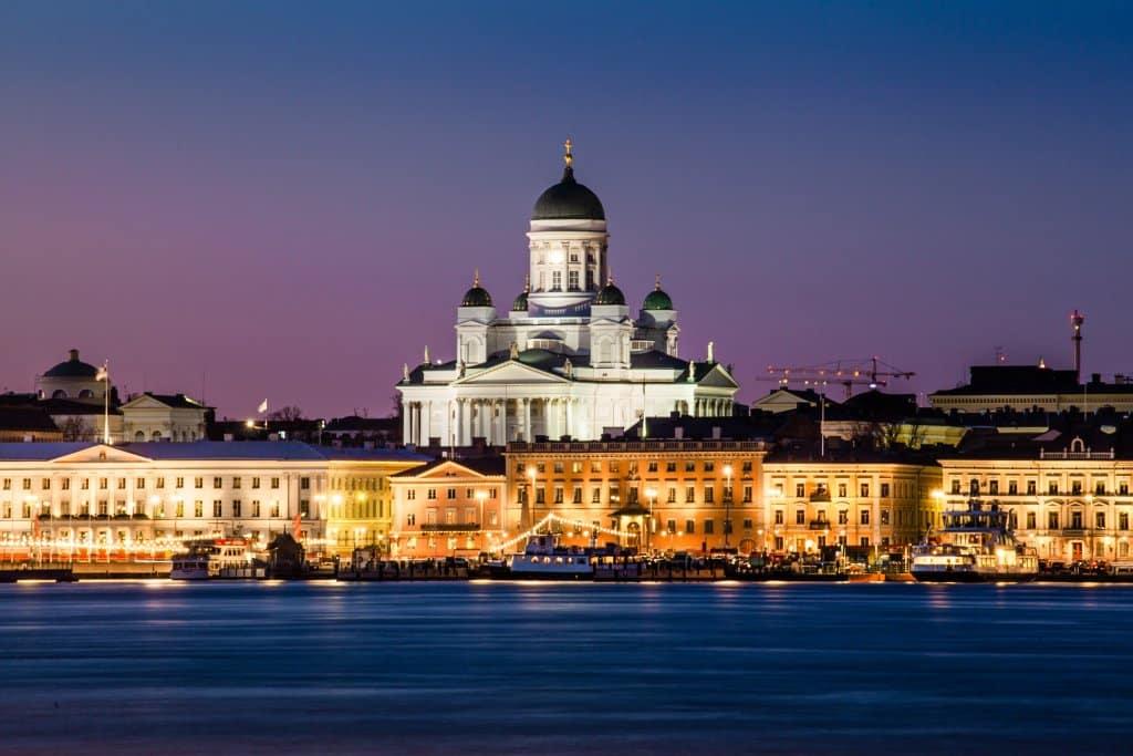 Helsinki - Estevam pelo Mundo