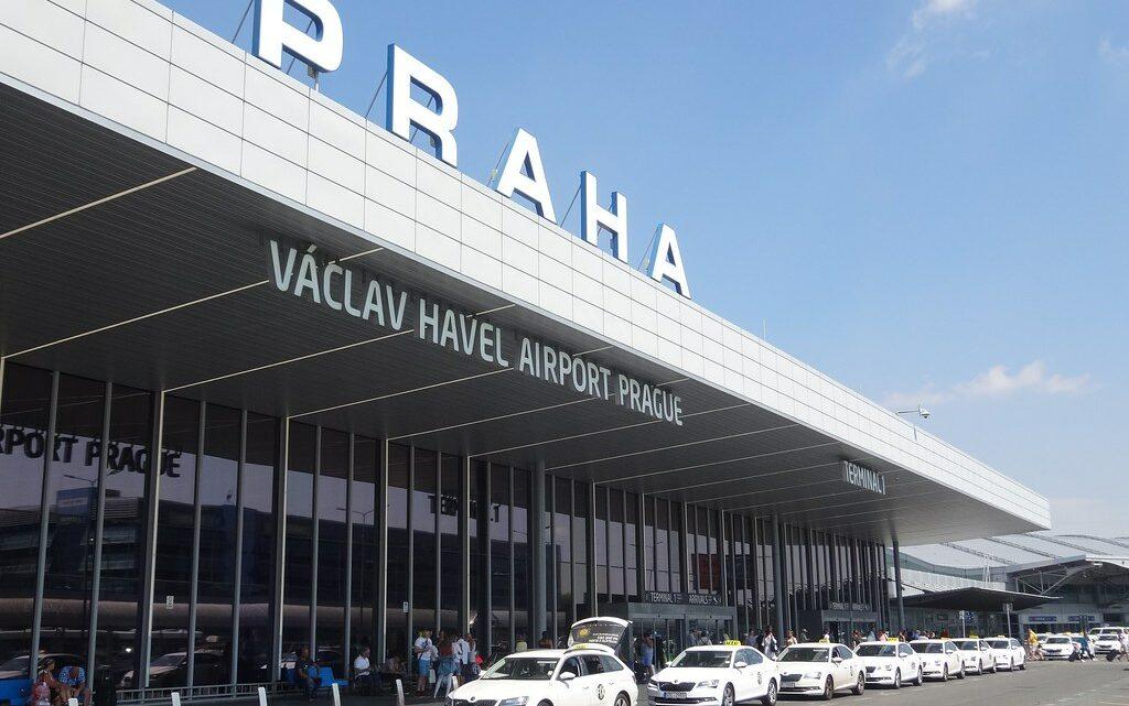 Aeroporto ao centro de Praga