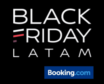 Booking.com e LATAM Pass