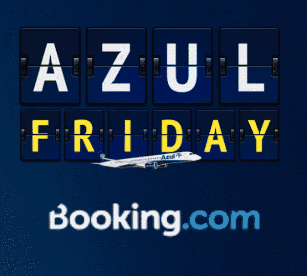 Booking.com e TudoAzul