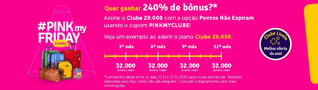 Clube Livelo 20.000