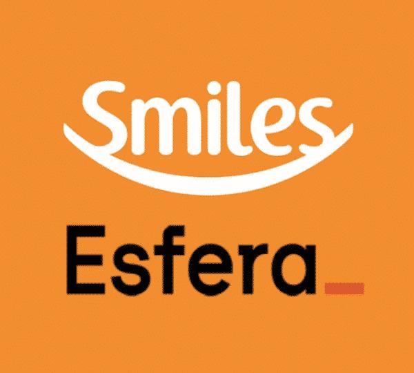 Logo Smiles Esfera
