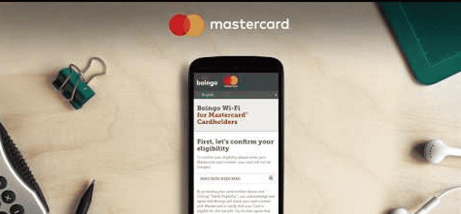 Mastercard Boing 5