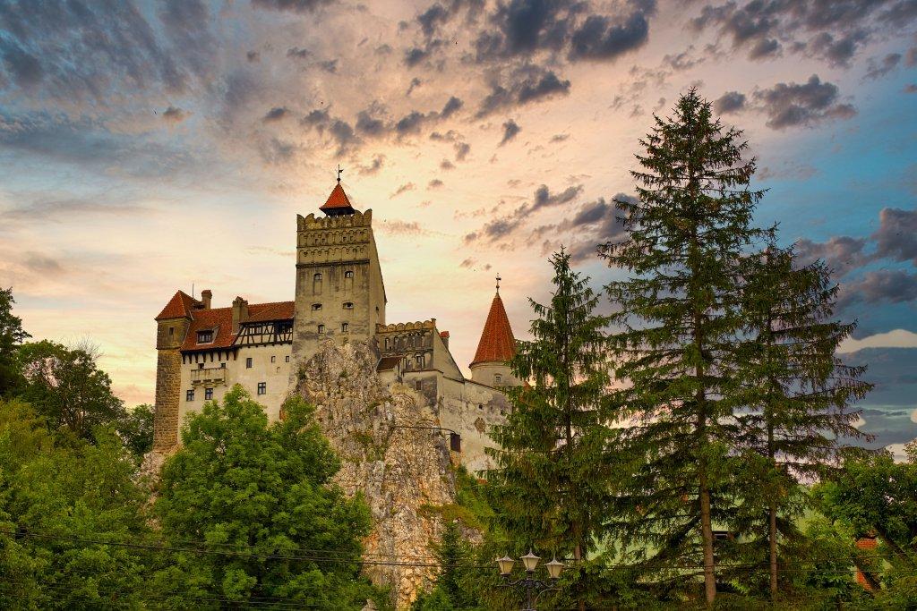 Bran Castle-Romênia