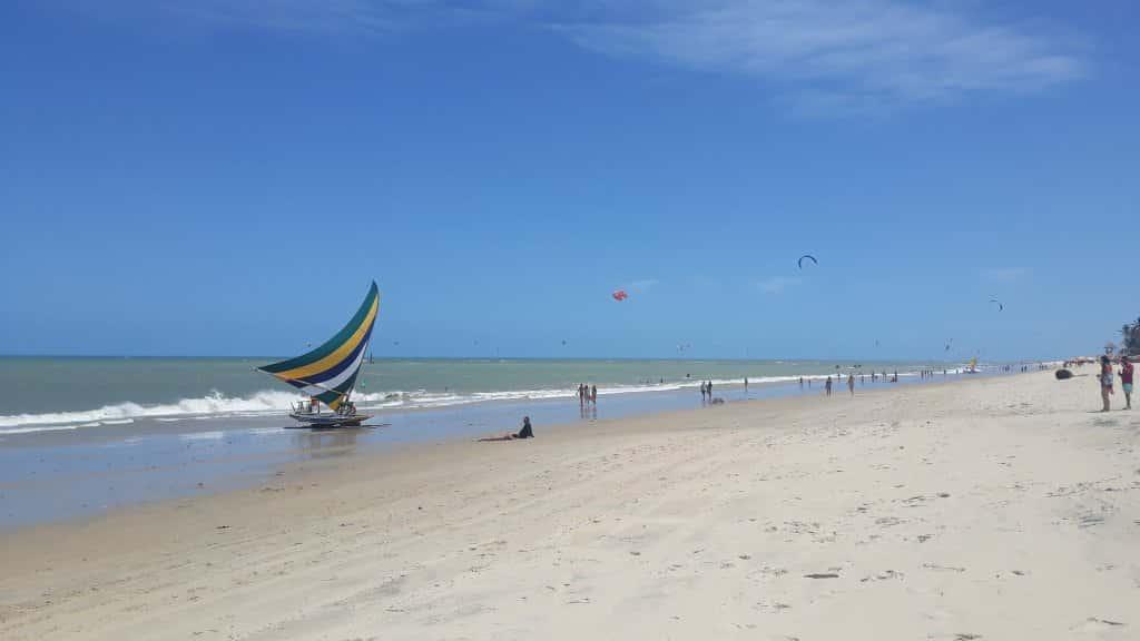 Praia do Cumbuco Fortaleza