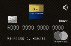 cartão de crédito Itaú Personnalité