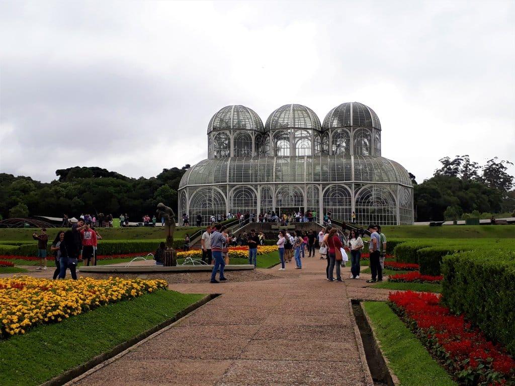 Ópera de Arame-Curitiba