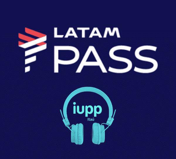 Iupp e LATAM Pass