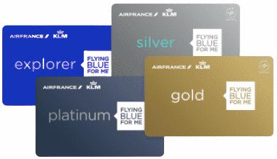 Status Flying Blue