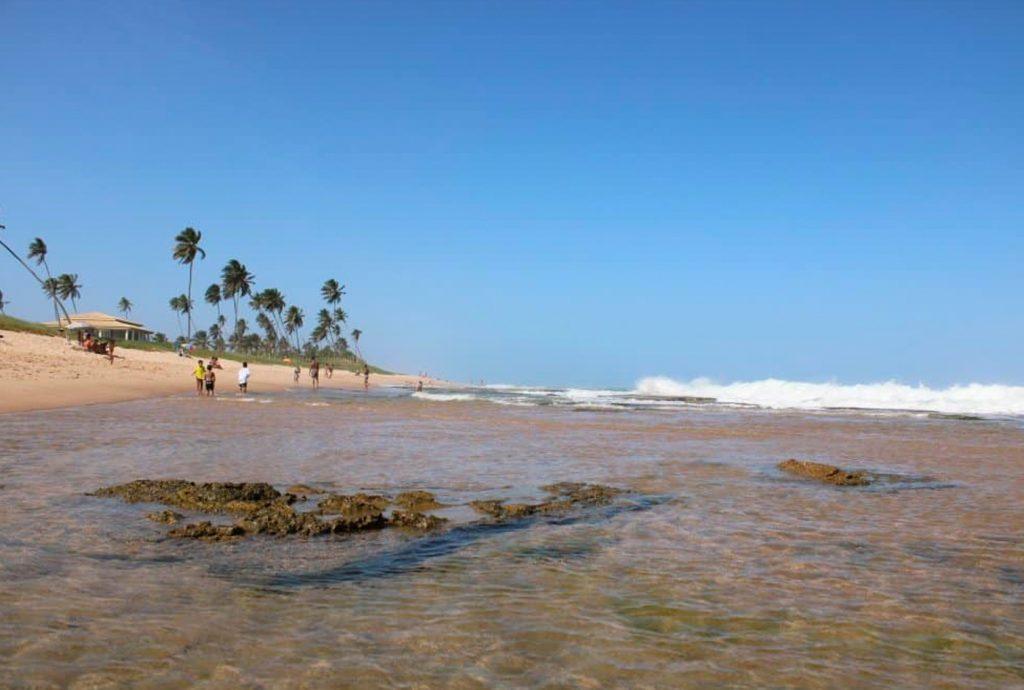 4 praias do norte da Bahia para conhecer no verão