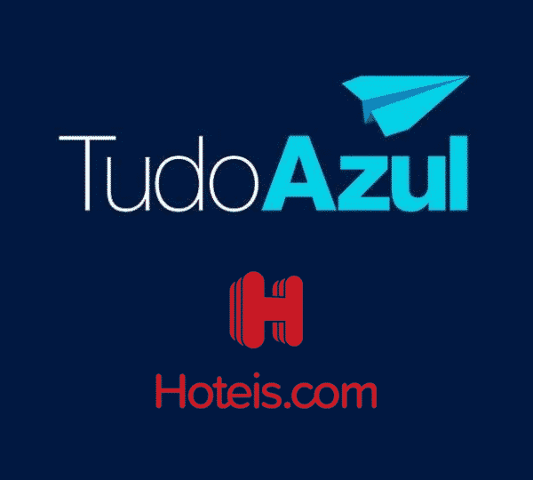 Hoteis.com e TudoAzul