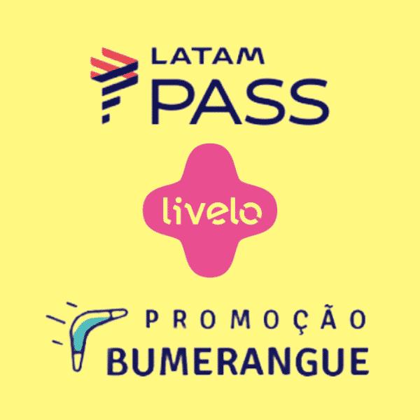 Livelo e LATAM Pass
