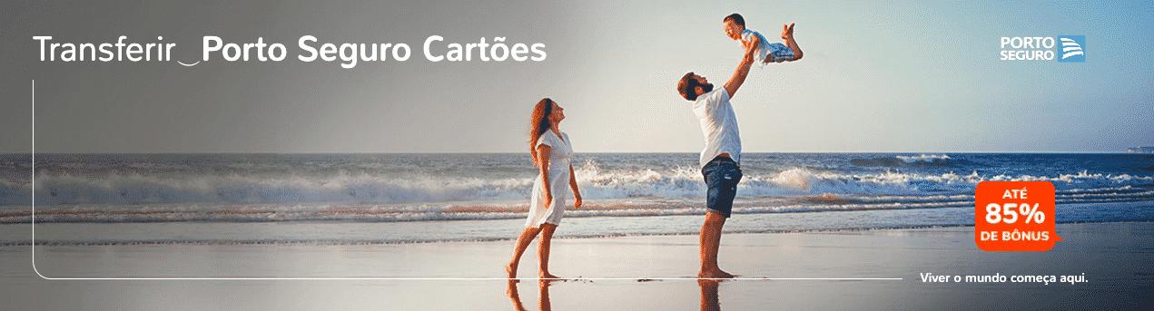 Transferências entre Smiles e Porto Seguro com até 85% de bônus