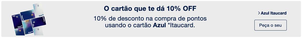 TudoAzul Itaucard