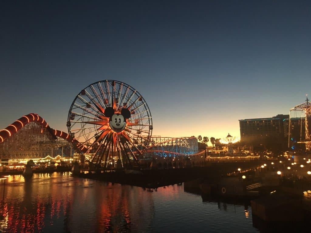 Disney-Califórnia