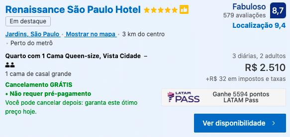 Reserve seu hotel na Booking.com
