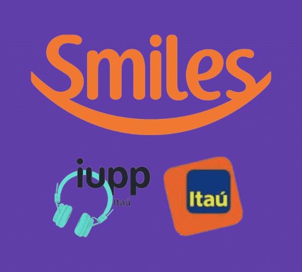 itau iupp smiles