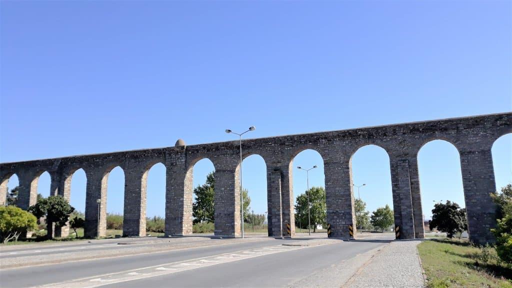 Aqueduto da Água da Prata - Évora