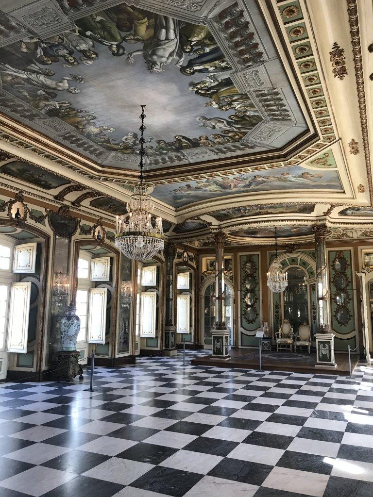 Palácio Queluz - Lisboa