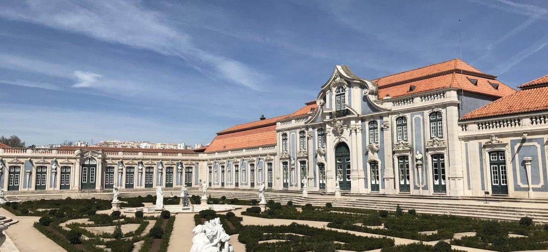 Palácio Nacional de Queluz - Lisboa