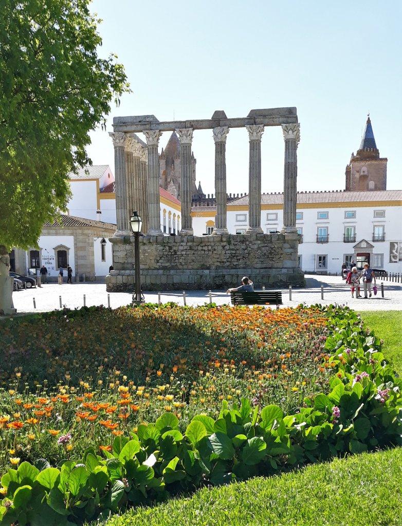 Templo Romano - Évora
