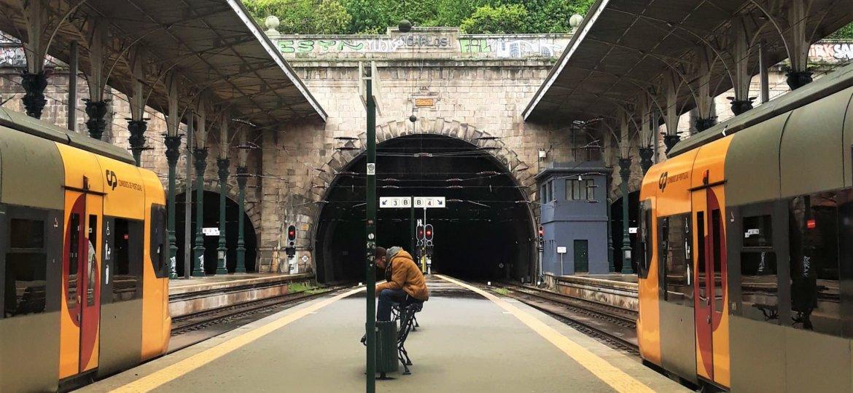 Esteja atento antes de fazer uma viagem de trem - EPM
