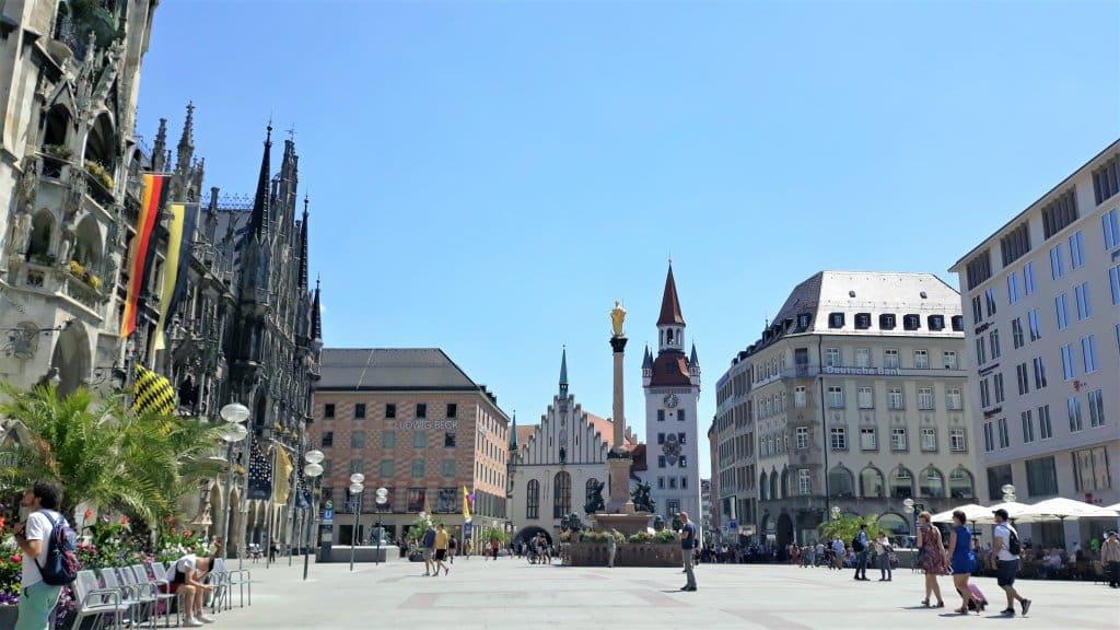 Marienplatz Munique